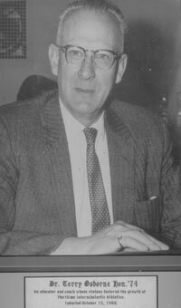 Dr. Terry Osborne