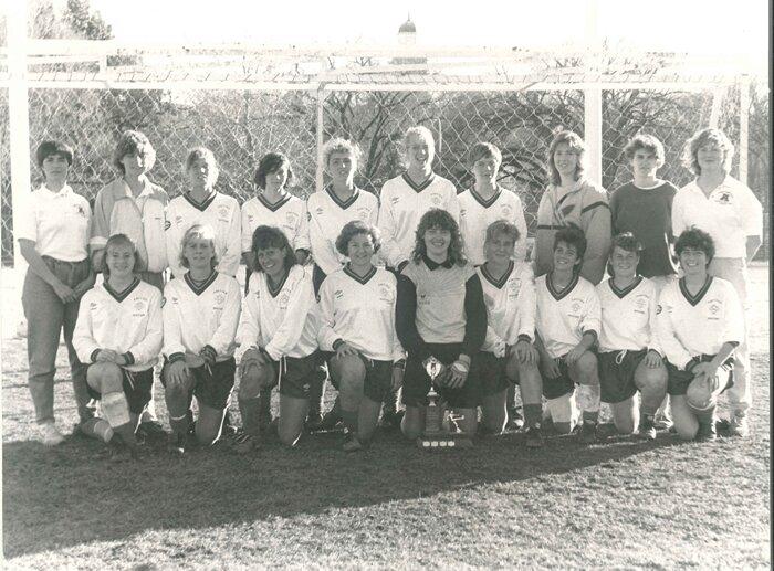 1988 Soccer