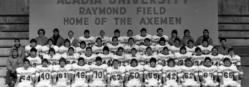 1980 Football Axemen